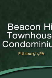 Beacon Hill Townhouse Condominium